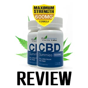 Life Stream CBD Gummies Price